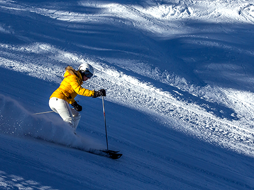 private ski lessons in chamonix